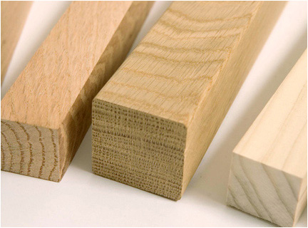 Wood Square Assortment